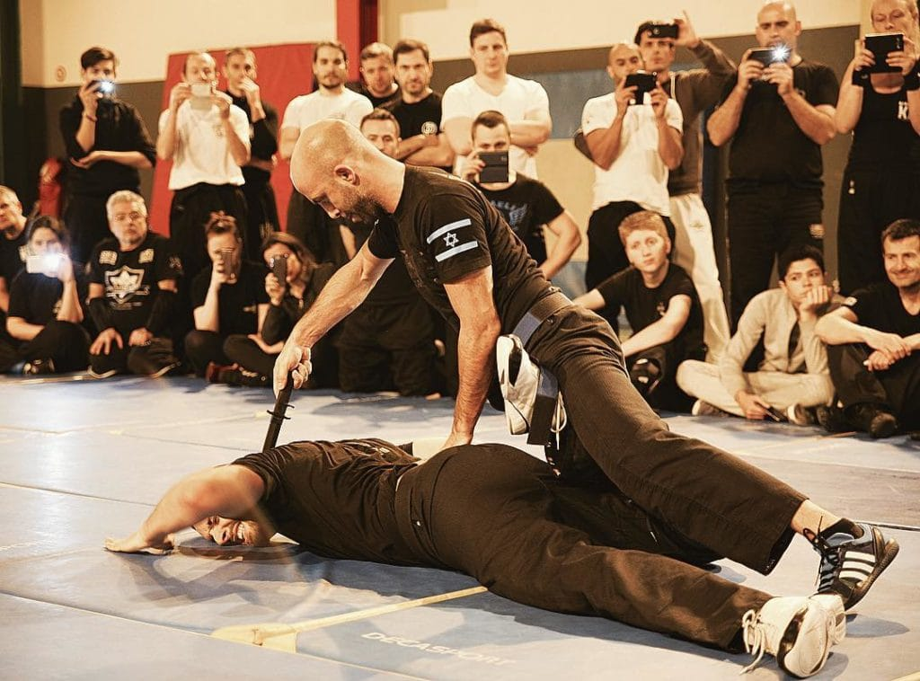 WHAT IS KRAV MAGA? INTERVIEW WITH ROY ELGHANAYAN THE BRUCE