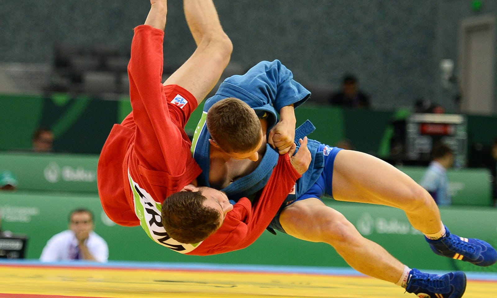 What is Sambo? The Russian Combat Martial Art Explained -