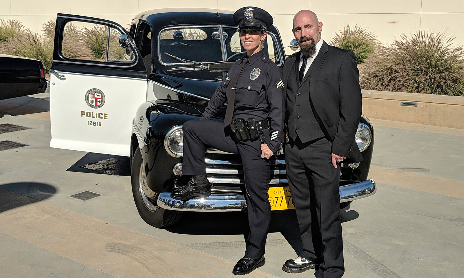 Police Officer, Weapons Instructor, Jiu-Jitsu Competitor